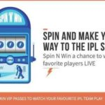 FreeCharge Spin and Win Offer – Win IPL VIP Tickets