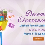 HomeShop18 December Clearance Sale – Limited Period Limited Stocks