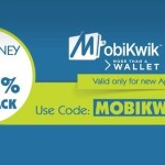 Mobikwik App 20% Cashback for New Users – Add Money Offer