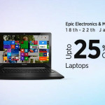 Paytm Laptop Deals – Get Up to 25% Cashback