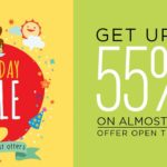 Pepperfry 4th Birthday Sale – Upto 55% Off on everything
