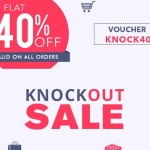 PrintVenue KnockOut Sale – Flat 40% OFF on All Orders