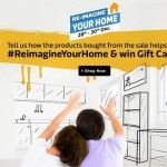 Flipkart Re-imagine Your Home Sale – Win Gift Cards (App Offer)