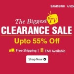 Shopclues Biggest TV Clearance Sale – Upto 55% OFF