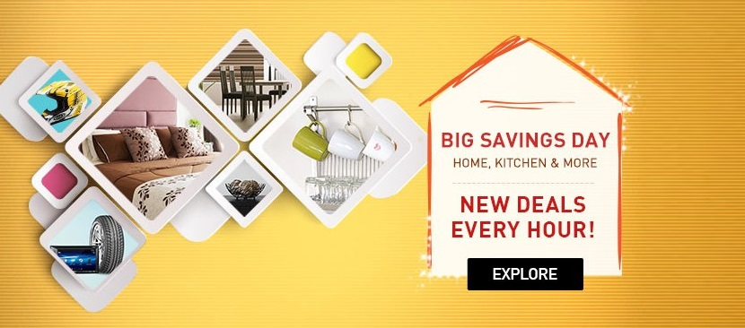 Snapdeal Big Savings Day Sale