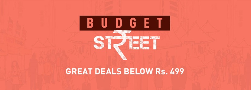 Snapdeal Budget Street Great Deals Below