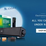 Snapdeal Electronics Sale – All Under Rs.999
