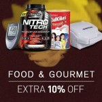 Snapdeal Health and Nutrition Offer – Get 10% Cashback