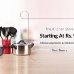 Snapdeal Kitchen Store – Starting at Rs.99