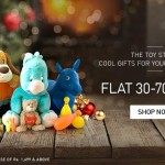 Snapdeal Toy Store Sale – Flat 30% – 70% OFF