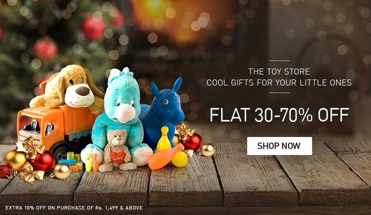 Snapdeal Toy Store Sale
