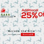 Zovi Christmas Offer – Additional 25% Discount Coupon