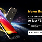 Asus Zenfone Max Launched on Flipkart at Rs.9999