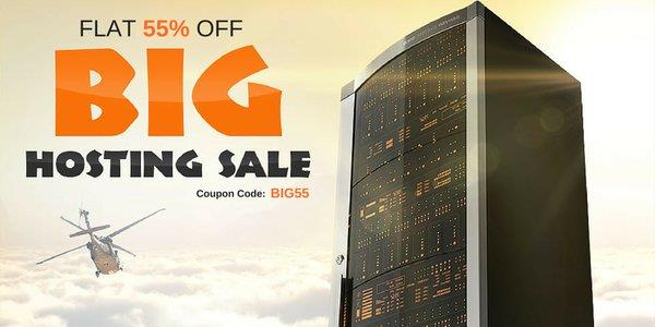Big Hosting Sale on Bigrock