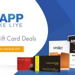 Gift App Ke Liye Sale – Up to 30% Off on Gift Cards on Amazon App