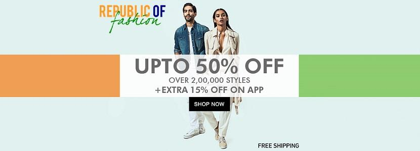 Jabong Republic of Fashion