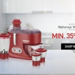 Maharaja Whiteline Kitchen Appliances at 35% Discount on Snapdeal