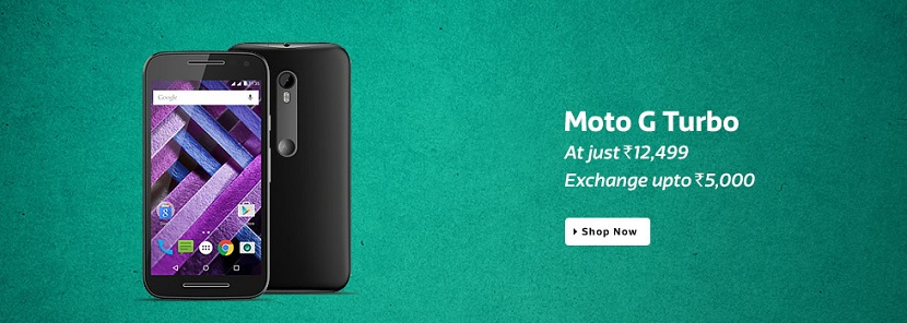 Moto G Turbo Price Slashed on Flipkart