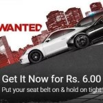 Need for Speed Most Wanted Android Game at Rs.6 on Google Play