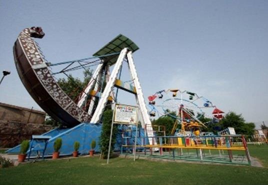 Paytm Aapno Ghar Gurgaon Amusement Park