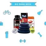 Paytm Big Bang Week – Flat 41% cashback on Sports & Health