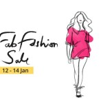 Paytm Fab Fashion Sale – Upto 100% Cashback Offers