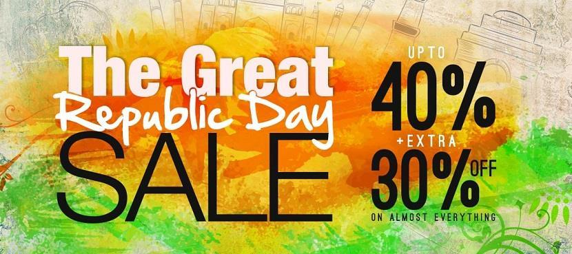 Pepperfry Great Republic Day Sale