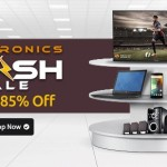 Shopclues Electronics Flash Sale – Upto 85% Off