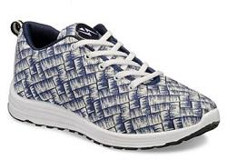 Yepme Casual Shoes Blue and White new patches