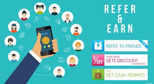 Zimmber App Refer and Earn