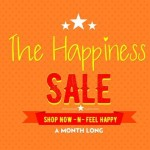 Zovi Happiness Sale – Shop Now N Feel Happy A Month Long