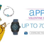 Amazon Appy Valentine Deals – Up to 70% Off