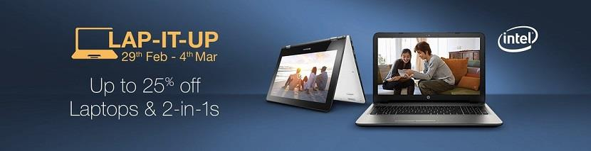 Amazon LAP-IT-UP Deals