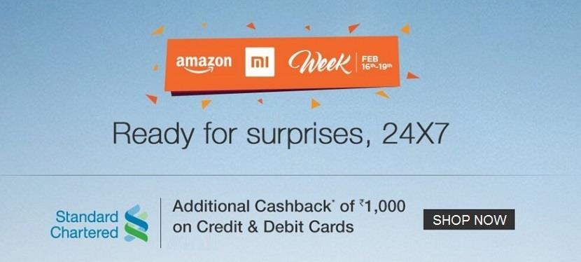 Amazon Mi Week