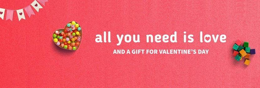 Amazon Valentine Store