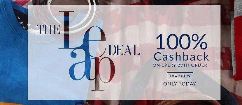 American Swan Leap Deal