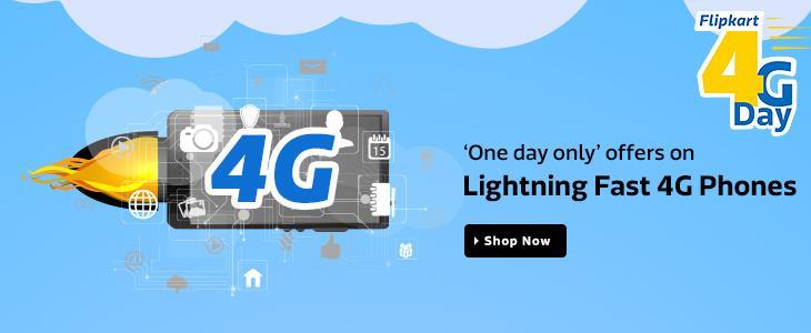 Flipkart 4G Day