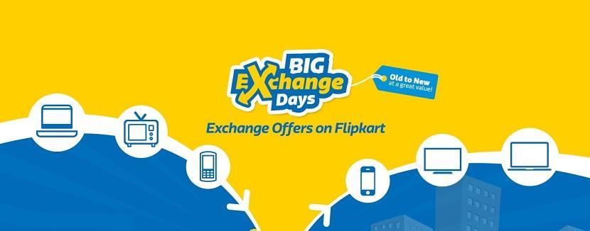 Flipkart Big Exchange Days