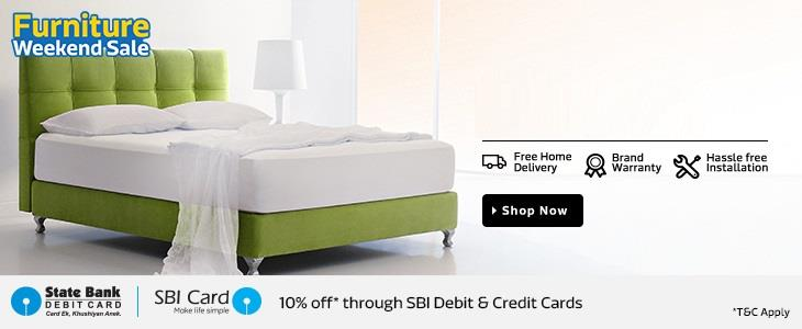 Flipkart Furniture Weekend Sale