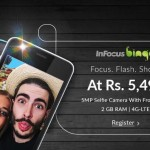 Infocus Bingo 21 Available at Rs.5499 on Snapdeal