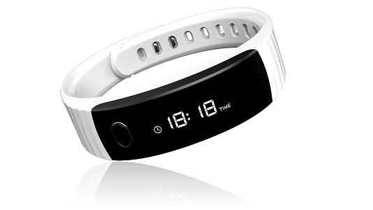 Intex FitRist Health Band