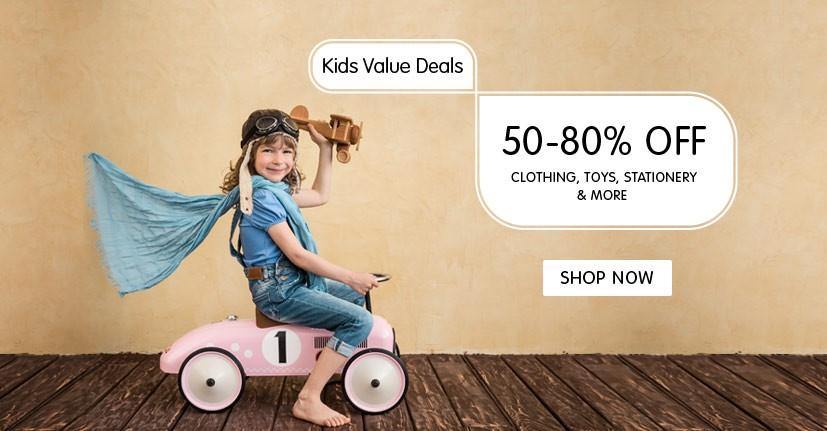 Kids Value Deals