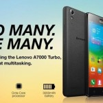 Lenovo A7000 Turbo Available at Flipkart and Amazon