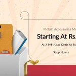 Mobile Accessories Mela : Starting At Rs.79