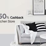 Paytm Wow Sale on Home and Kitchen : 30% –  50% Cashback