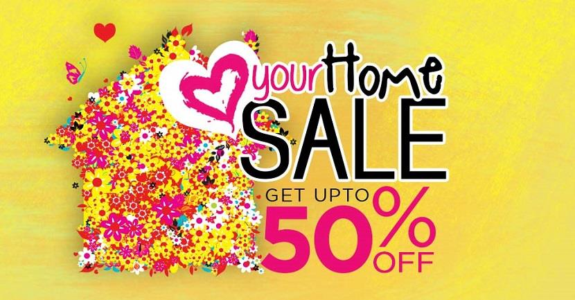 Pepperfry Love Your Home Sale