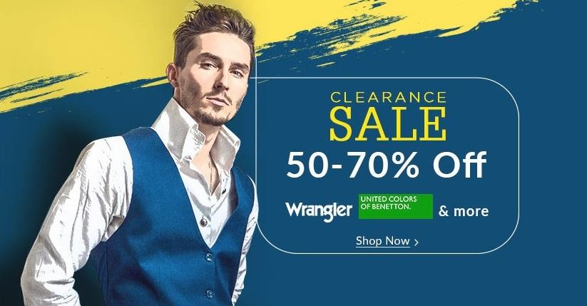 4cfd32a1244 Snapdeal Clearance Sale   50% - 80% OFF on Mens Fashion