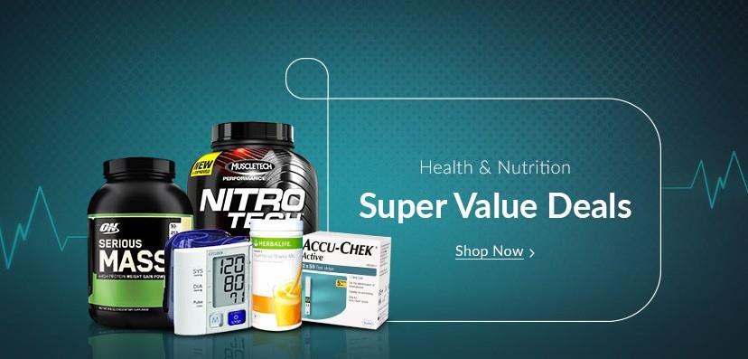 Super Value Deals Health and nutri Snapdeal