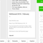 Wechat Wereward February 2016 – Win Moto G & Amazon Vouchers