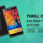 Xolo Black 1X available on Snapdeal at Rs.7999